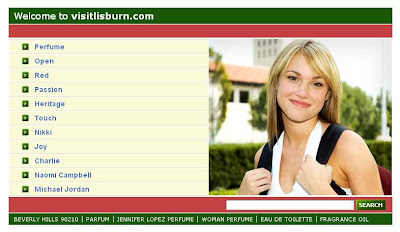 visitlisburn.com - not the normal homepage