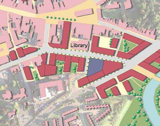 Lisburn Masterplan - Linenhall Street