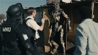Still from the film District 9