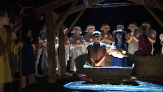The final nativity scene from the film Nativity!