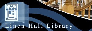 Linen Hall Library banner