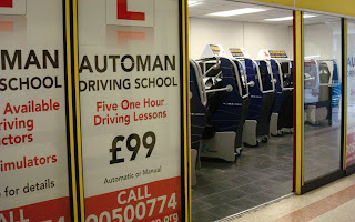 Automan Driving School franchise now open in Belfast In-Shops