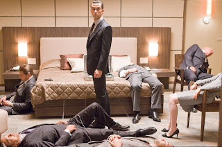 Still from the film Inception