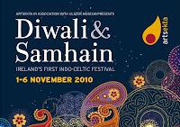 Diwali Samhain Indo-Celtic Festival