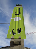 2010 Build conference banner