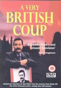 DVD cover of A Very British Coup DVD