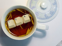 Photo of cup of tea by chumsdock from Flickr