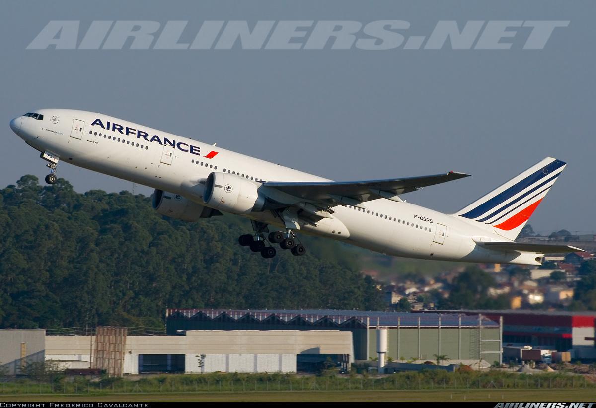 : Air France cancela voo para Paris após constatar avaria em avião #C41907 1200 822