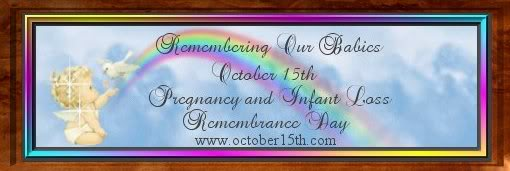 Remembering Our Babies