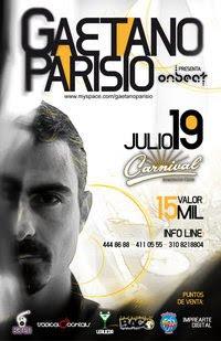 GAETANO PARISIO @ Medellin 19 Julio
