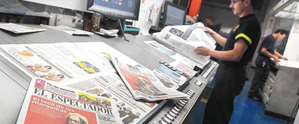 Funcionamiento de los periódicos y diarios