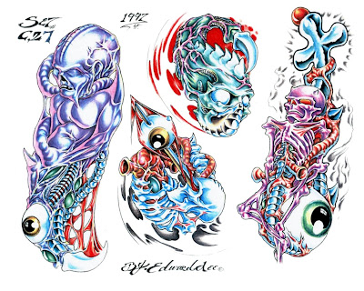 Tattoo Business: Edward Lee