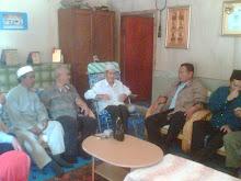 Mantan Imam Daerah Ranau