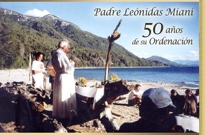 BODAS DE ORO - Padre Leonidas Miani