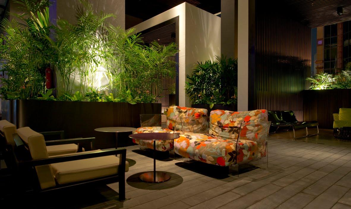DZINE: Lissoni designed Studio M hotel in Singapore