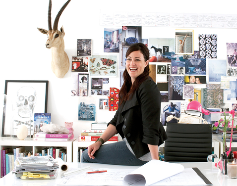 Dzine Nicole Hollis Featured In Dwell 39 S Young Guns