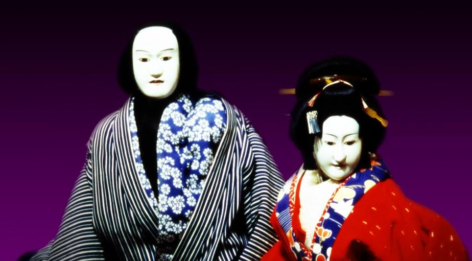 La presencia del teatro kabuki japonés en Dolls de Takeshi Kitano