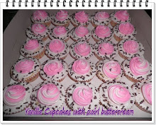 Buttercream cupcakes