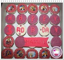 OSO Theme Cupcakes