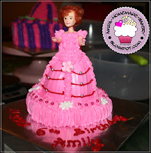 Doll Cake 4