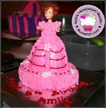 Doll Cake 4