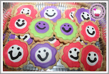 Smiley Fancy Cookies