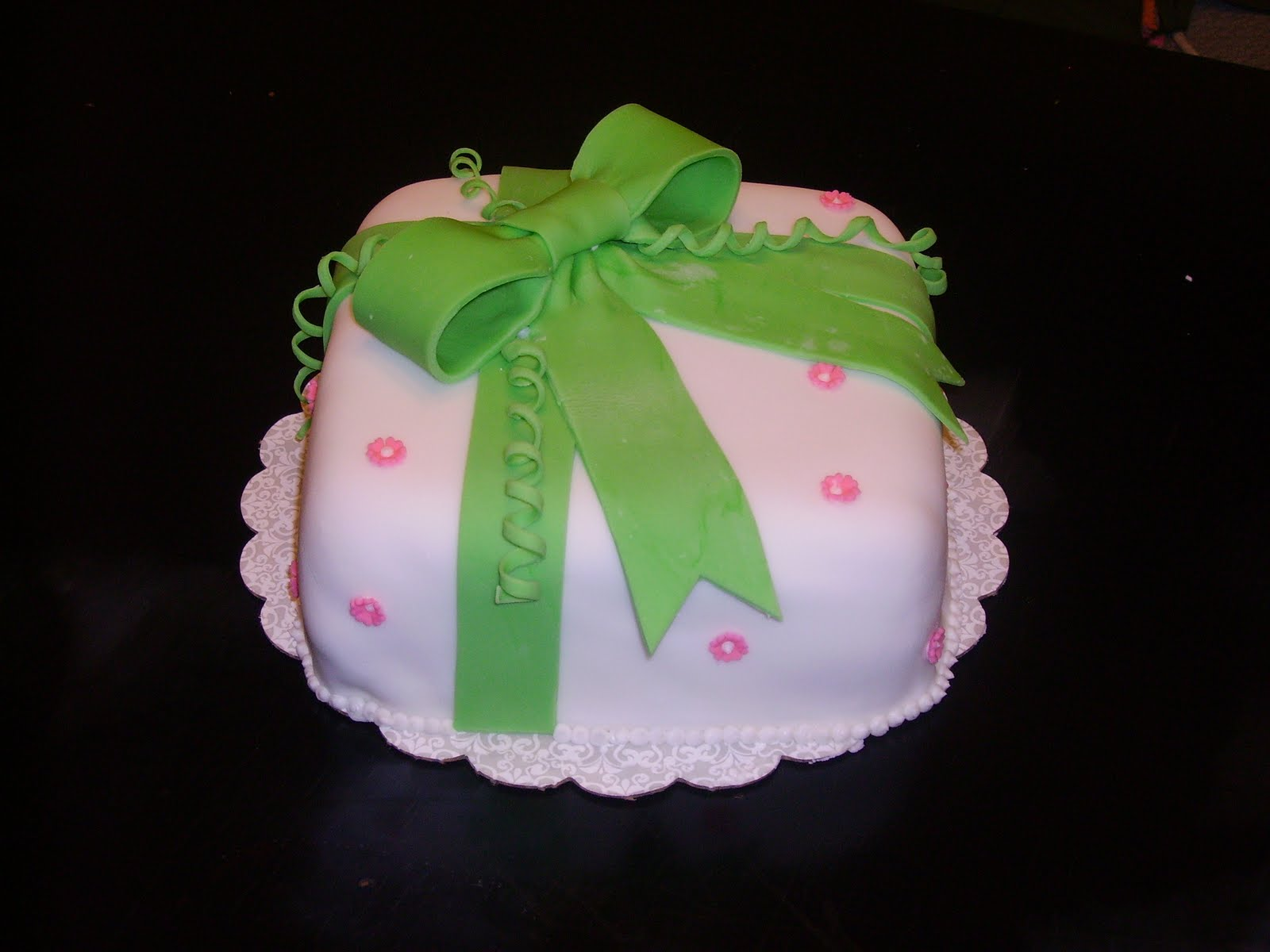 Cake Decorating Course Albury Wodonga : Baby Steps: Wilton Cake Decorating Course 3 Class 2