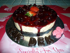 Blueberry/Sberry Cheese Cake