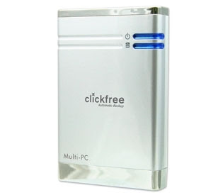 image of clickfree HD801