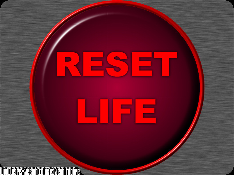 RESET..... Reset-button