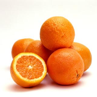 Etimologia naranja