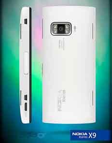 Nokia X9 Concept