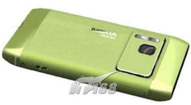 Nokia N8-00 Green