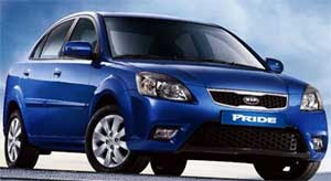 2010 New Hatchback KIA Pride Facelift Indonesia Looks Sporty