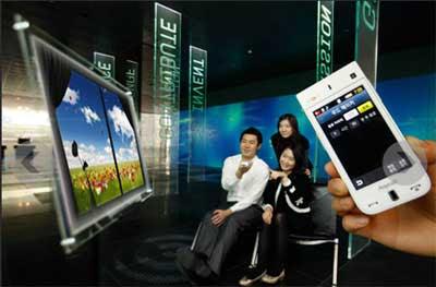 Samsung SPH-W9600