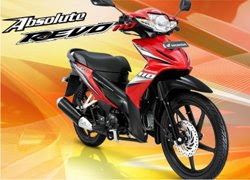 Honda Absolute Revo 100 cc