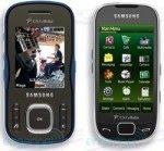 Samsung Trill R520 & Samsung Caliber R850