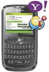 Nexian NX-G821 Yahoo