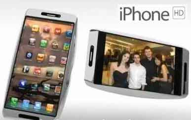 iPhone HD 4G