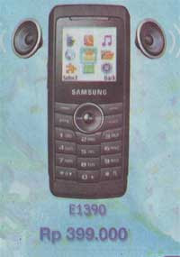 Samsung E1390 Indomaret