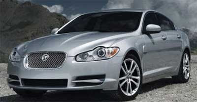 New Jaguar XF 3.0L India