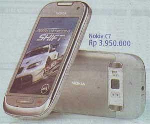Promo Nokia C7