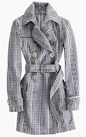 Forth&Towne plaid trench