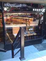 Brooklyn Korres store featured on shopalicious.com