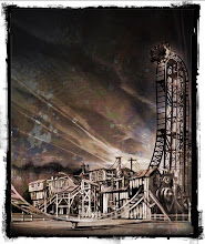 The ride's concept art