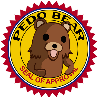 The Teacher's Council - Pedobear Seal of Approval