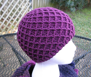 FREE Pattern: Crochet Winter Hat « Yet Another Canadian Artisan