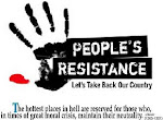 PEOPLE'S RESISTANCE