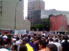 Marcha por Derechos Universidades