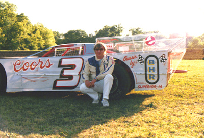 Auto Racing Organization on Racing Archives  1983   The American Outlaw Stock Car Organization